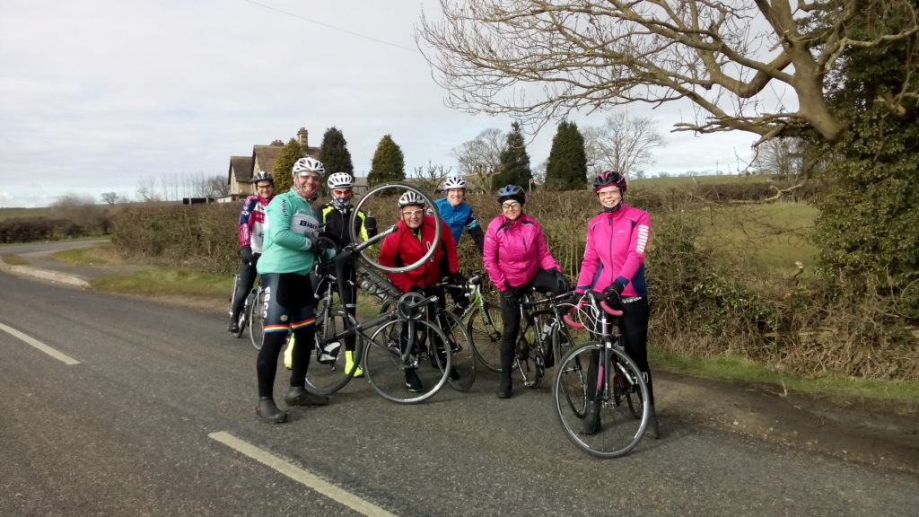 Social Rides with Otley Cycle Club