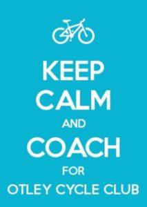 Keep Calm & Keep Coaching
