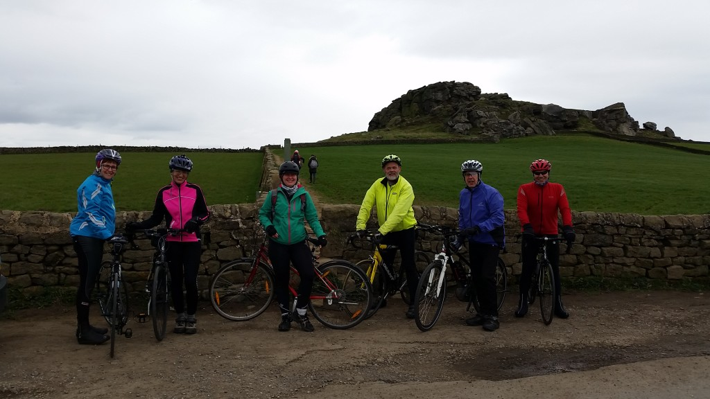 Group photo - 2nd gentle ride