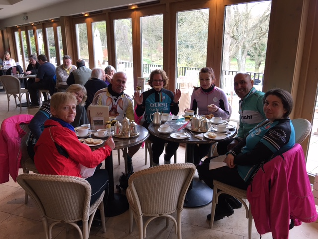 Coffee at Harlow Carr