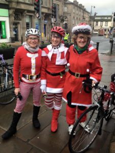 Otley CC Christmas Santas